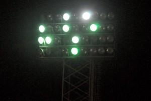 Torre de luz estadio Jocay