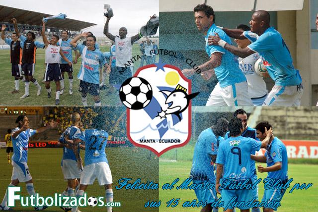 Aniversario Manta Fútbol Club