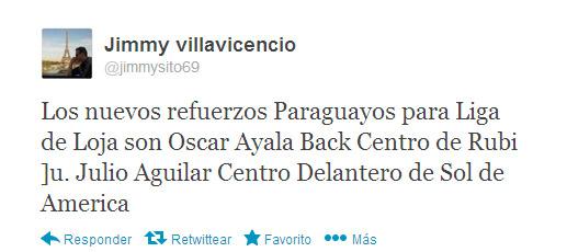 tweet_loja
