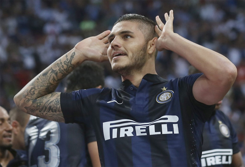 "Agent: ""Real Madrid rumors? Normal, Icardi has bright future"""