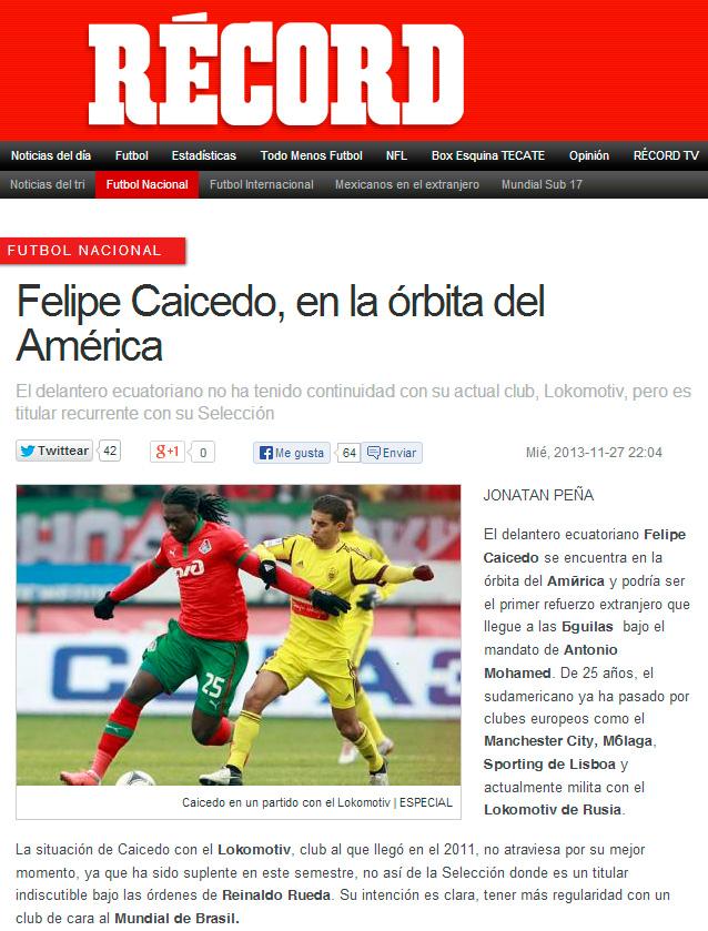 felipe_caicedo_Record