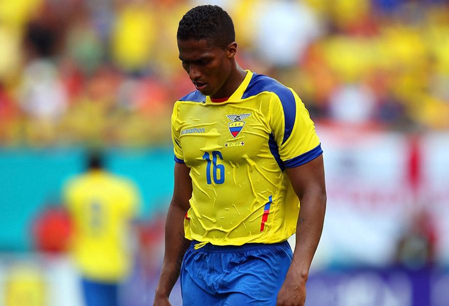 Ecuador se ubica último en un ranking de las camisetas del Mundial 3543c19e9edb9