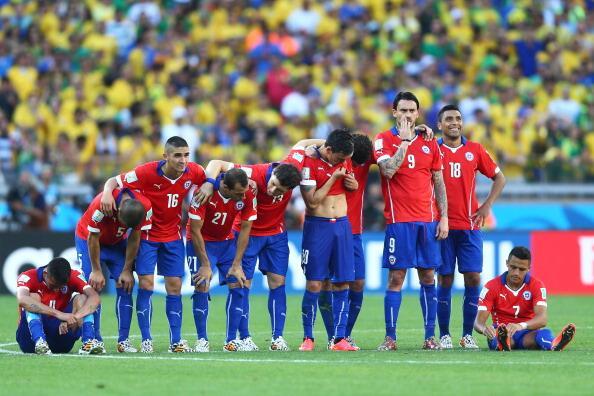 Historial: Argentina vs Chile