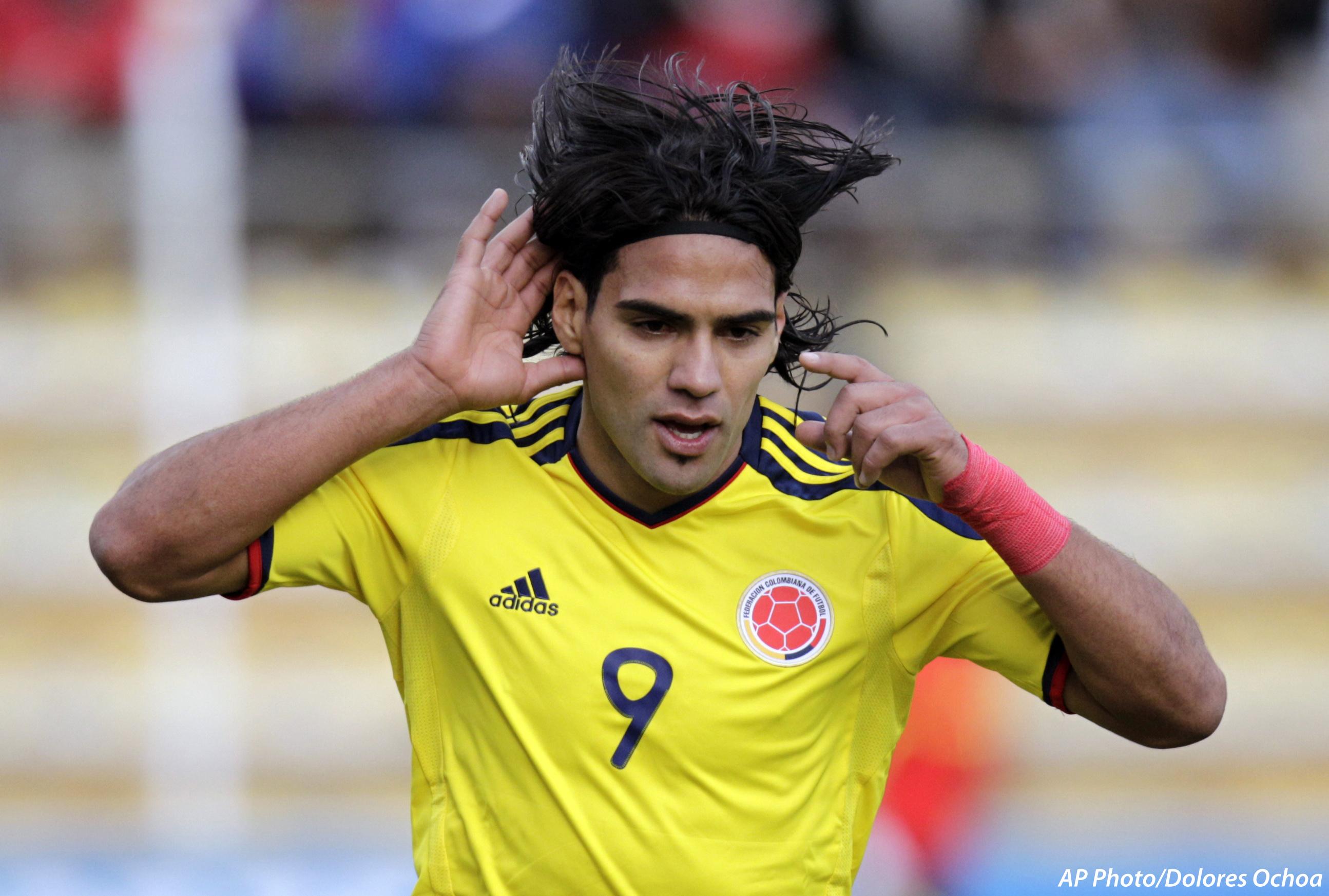 Radamel Radamel Falcao Colombia