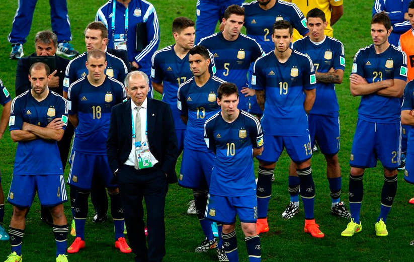 Se filtra la supuesta camiseta de argentina para la copa am 233 rica