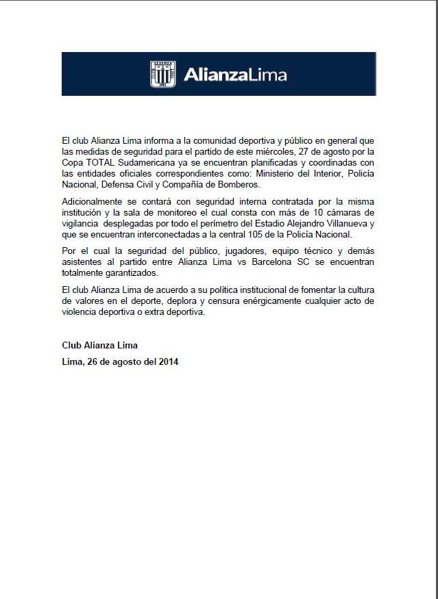 comunicado_alianza_lima