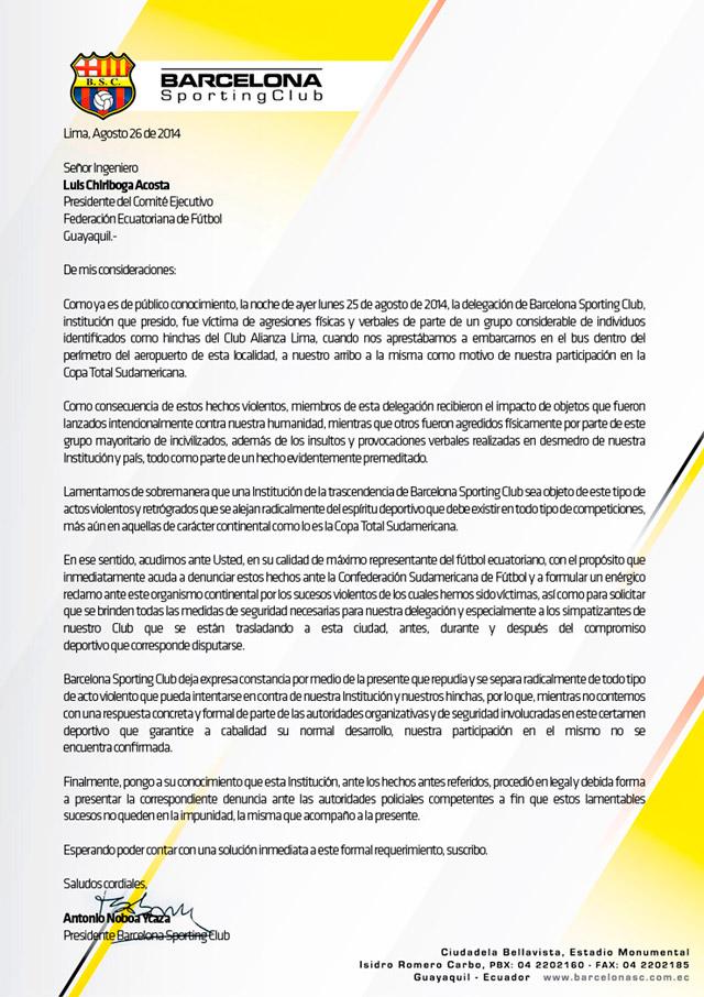 comunicado_barcelona_lima