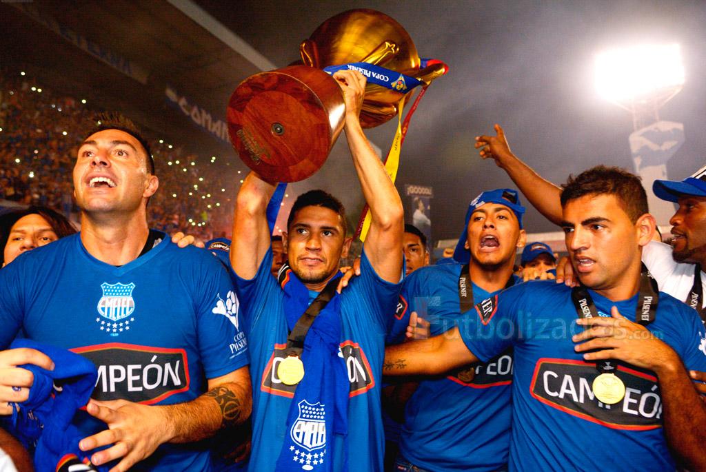 Resumen futbolístico del 2015