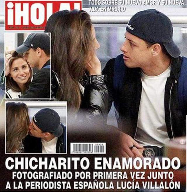 chicharito_novia